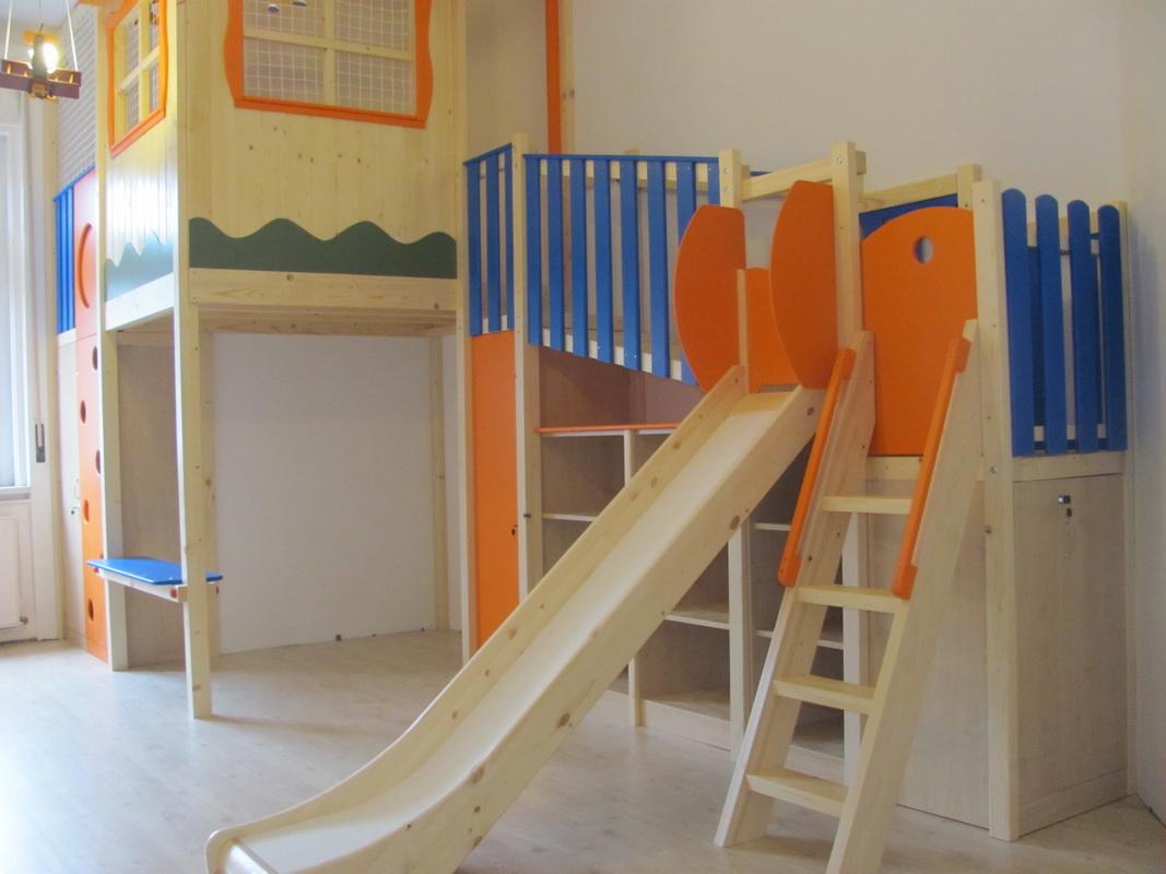 Egyedi gyerekbútor készítés | Gyerekszoba | Gyerekágy